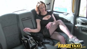 Fake Taxi Street lady fucks cabbie for cash