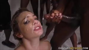 FACES OF CUM Dahlia Sky