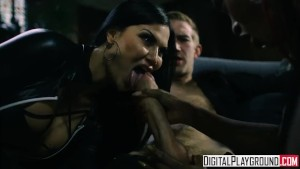 Blown Away - Scene 5, Jasmine Jae and Jasmine Webb share Danny D
