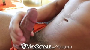 ManRoyale Kevin Summers Buries dick in Rod Peterson