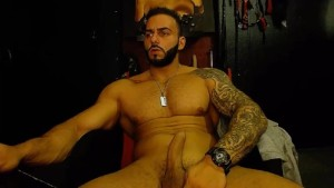 MusclesMaster. My body and my dominant attiude will be for sure your fetish