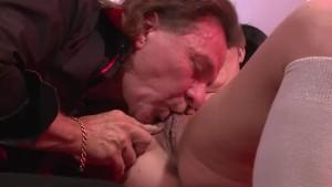 Adriana Initiated Into Porn