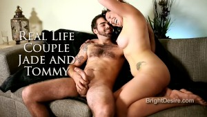 Real Life Couple Jade & Tommy - Porn for Women