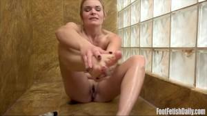 Blaten Lee Foot Fetish Masturbation