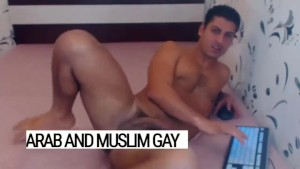 Arab gay macho slut