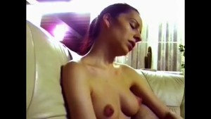 ALINA FLORENTINA MASTURBATES AND PLAYING WITH COCK