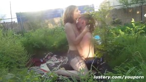 Naturist Outdoor Fucking in Public