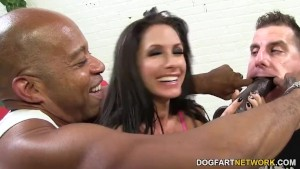 Randi Wright Gets Stretched By A BBC - Cuckold Sessions
