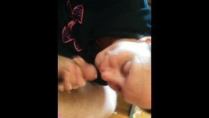 she wants to know why she is sucking my dick