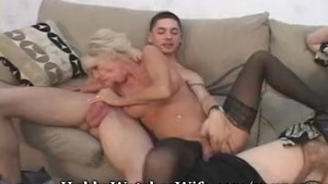 Mature Sure Likes To Fuck