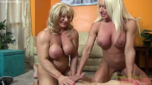two female bodybuilders fuck one man – TEATERBOKEP.COM