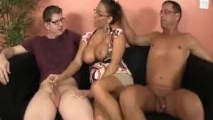 sexy lady strokes two cocks – TEATERBOKEP.COM