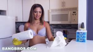 BANGBROS - Latina maid Mariah