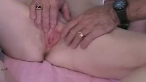 MILF Massage For Grandma Plus Blowjob