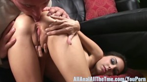 Anal Lover Trinity St Clair Gets Ass Filled With Cum!