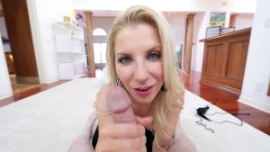1000Facials Dirty Talking MILF Ashley Fires POV