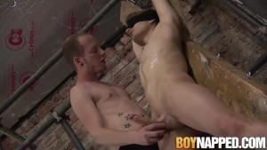Kamyk Walker and Sean Taylor have freaky fuck fest