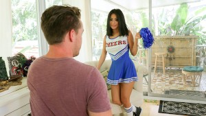 ExxxtraSmall - Cute Cheerleader Fucks Huge Cock