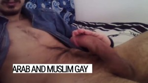 Hillal, THE arab gay dick. Leg