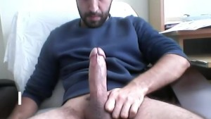 Arab dick is a mighty weapon. Yasser's war is waged in gay asses