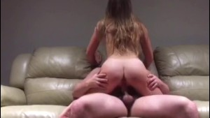 girlfriend edges me with her tongue till i cum