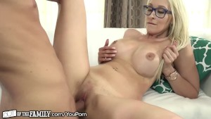 Cougar Mom Caught Riding Daughters BF with her Asshole!