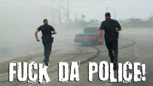 GAY PATROL - Fuck The Police? No, Home Boy, The Police Fuck You!