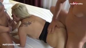 My Dirty Hobby - Sexy blonde totally creamed