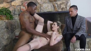 This Hot Wife Takes Advantage of this Big Black Cock