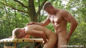 Vadim Lust and Alan Benfelen Enjoying Hard Cock Slapping