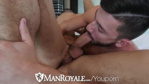 GayRoom Hotel fuck with Aiden Ward and Scott Demarco