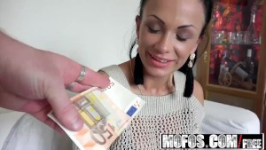 Mofos - Public Pick Ups - Busty Euro Chicks Epic Facial starring Samantha Blaze