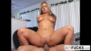 Avy Scott gives you a hot and hard pounding scene
