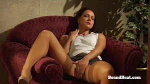 The Education of Adela: Lesbian Slaves In Sexual Escapades With Mistress Watching