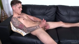 Straight Cute Teen Twink Military Brat Jerks His Big Dick