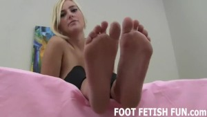 Femdom Domination For Foot Fetish Freaks
