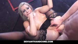 DeviantHardcore - Horny Teen Hardcore Anal Fuck