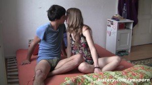 Lilly and Dave Homemade Sex Tape