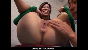 Amazing Rui Aikawa nude porn with younger partner - More at 69avs.com