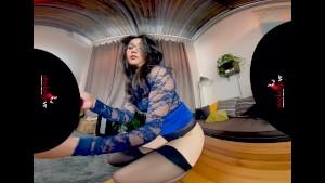 StockingsVR - Escape To A Sensual Nylon World