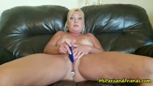 Ms Paris and Her Taboo Tales Toy Time MPF Promo