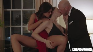 VIXEN Tori Black And Adriana Chechik In The HOTTEST Threesome Ever Made