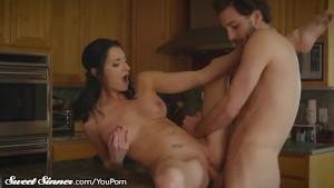 SweetSinner Hot Mom's Passionate Sex with Daughter's Boyfriend