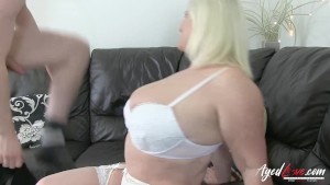 AgedLovE Busty Lacey Starr Hardcore and Blowjob