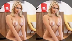 VRBANGERS-Mia Malkova Masturbates with big Dildo