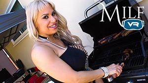 MilfVR - The BBQ ft. Alyssa Lynn