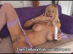 Dirty Talking Wife In...