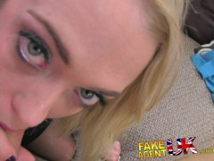 FakeAgentUK Hot British chick...