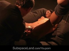 Isabella orgasmed by her...