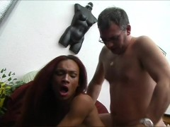 Daddy Fucks A Young...